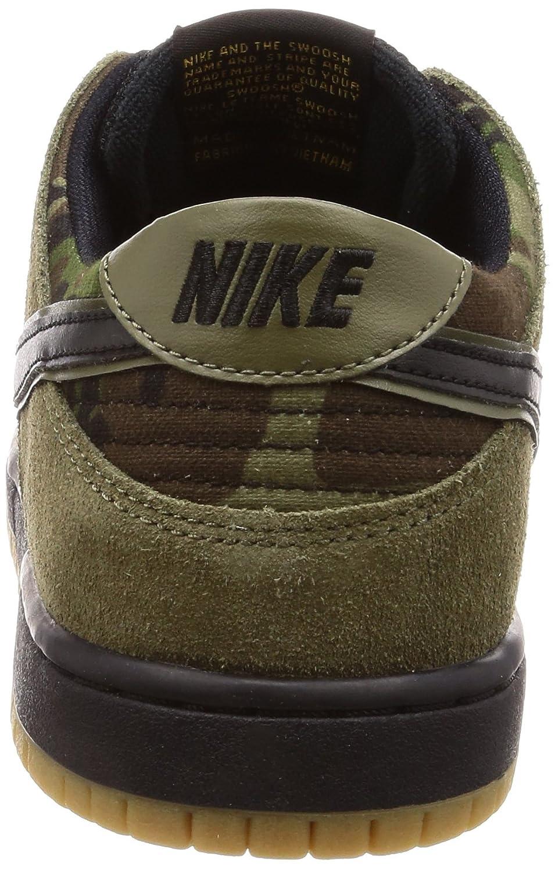 Nike SB Dunk Zoom Low PRO Camouflage 40.5: Amazon.it
