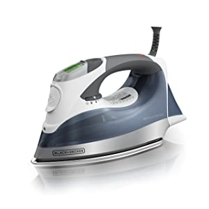 BLACK+DECKER Digital Advantage Professional Steam Iron, D2530