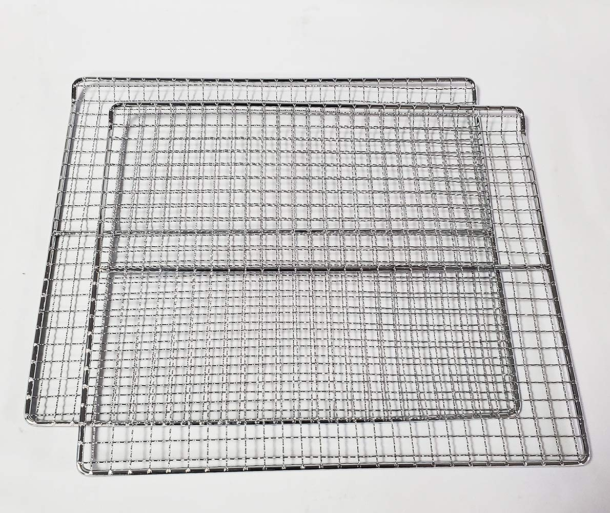 Unifit Cooking Grate Jerky Rack Replacement for Masterbuilt 30 inch Electric Smoker (Jerky Rack 2 PC)