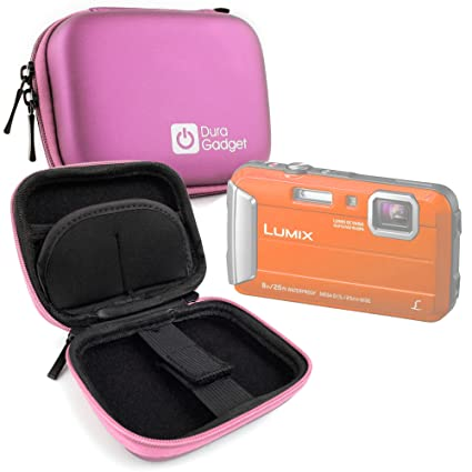 Amazon.com: DURAGADGET Panasonic Lumix DMC-FT30 funda de ...