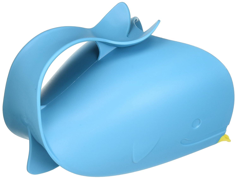 Amazon.com : Skip Hop Moby Bath Tear-Free Waterfall Rinser, Blue ...
