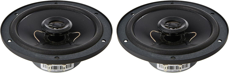 Memphis 15-SRX62 SRX62 6.5 60 Watts RMS Coaxial Car Audio Stereo Door Speakers