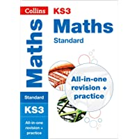 KS3 Maths (Standard) All-in-One Revision and Practice (Collins KS3 Revision)