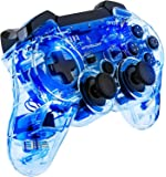 Afterglow Wireless Controller - Blue (PS3)