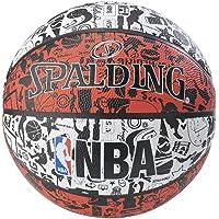 NBA Graffiti Size 7 Rubber Basketball