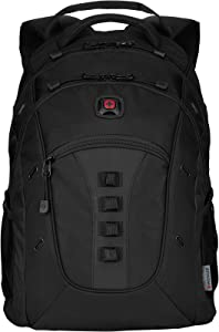 "Swiss Gear North America Granite 16"" laptop Backpack - Black"