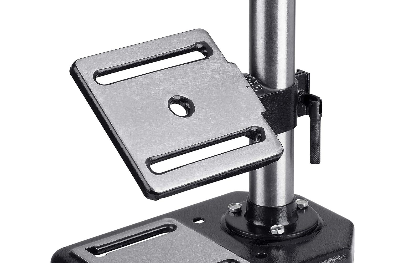 50 mm 5452530 Profondeur de per/çage Meister TBS350-2M Perceuse de table /à 5 niveaux de vitesse variable variable et angle de per/çage Perceuse /à colonne//perceuse /à colonne//perceuse /à pied