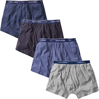 Charles Wilson 4 Pack Boxer Shorts