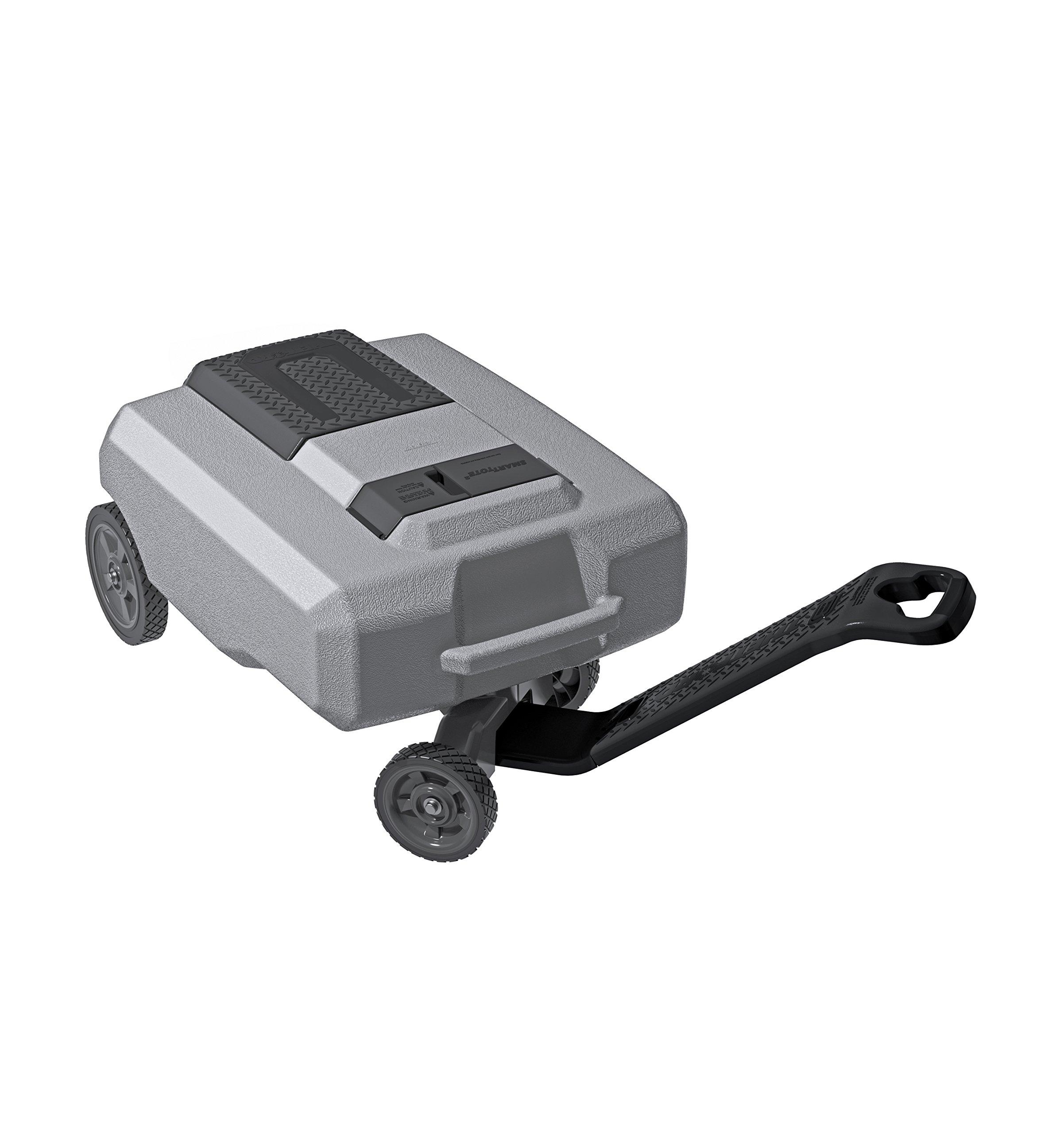 SmartTote 2 Thetford 40517 Smart Tote LX 4-Wheel Portable Waste Tank - 18 Gallon