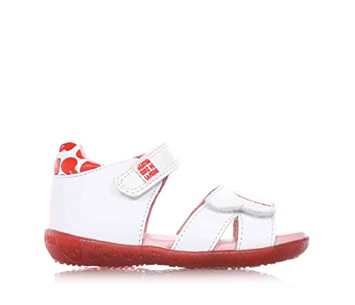 522c18ac56 AGATHA RUIZ DE LA PRADA - Sandalo bianco, Bambina, Bianco (BLANCO (SAUVAGE