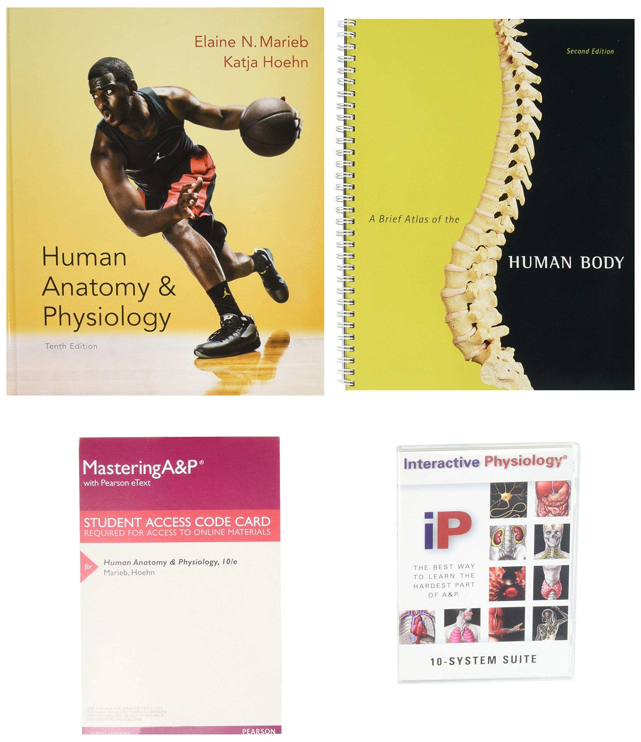 Buy Human Anatomy & Physiology + MasteringA&P With Pearson Etext + ...