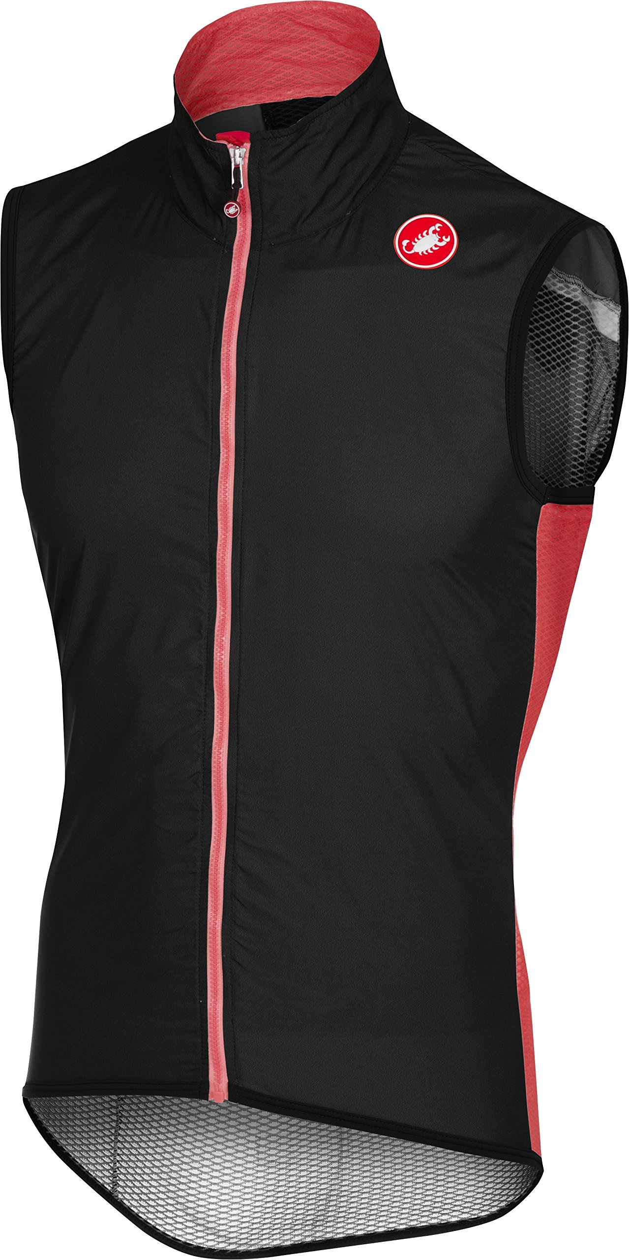 Castelli Pro Light Wind Vest - Men's Black, M by Castelli
