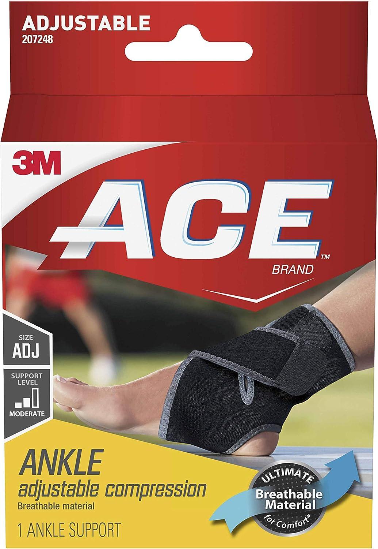 Amazon.com: ACE - Tobillera de neopreno, la marca más fiable ...