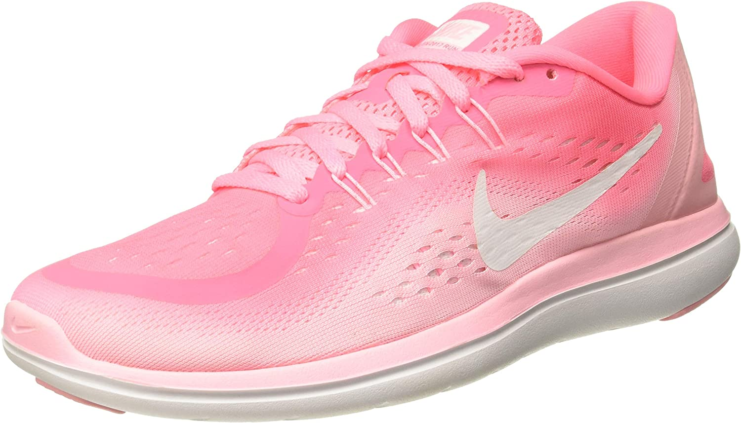 NIKE Women s Flex 2017 RN Running Shoe – Sunset Pulse