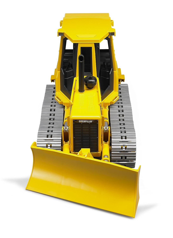 bruder caterpillar tractor dozer toy play track type kids outdoor