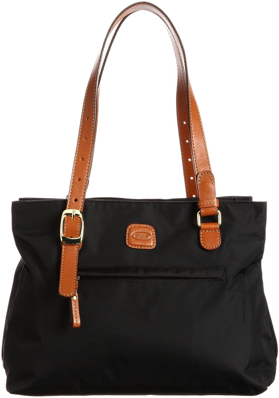 bric' S Messenger X-Bag Shopping Bag Black (Black): Amazon.co.uk: Luggage