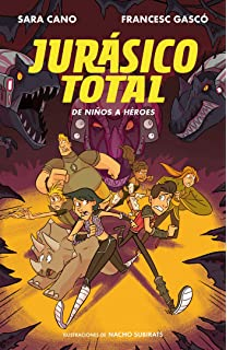 Amazon.com: Jurásico total: Dinos contra robots / Total ...