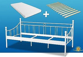 Gartenbett mit dach  Gartenbett Metall | saigonford.info
