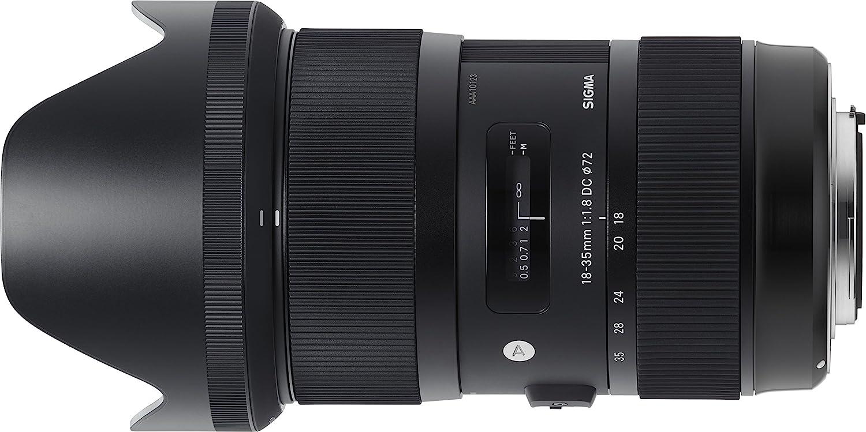 Sigma 18 35mm F1 8 Dc Hsm Art Objektiv Für Canon Kamera