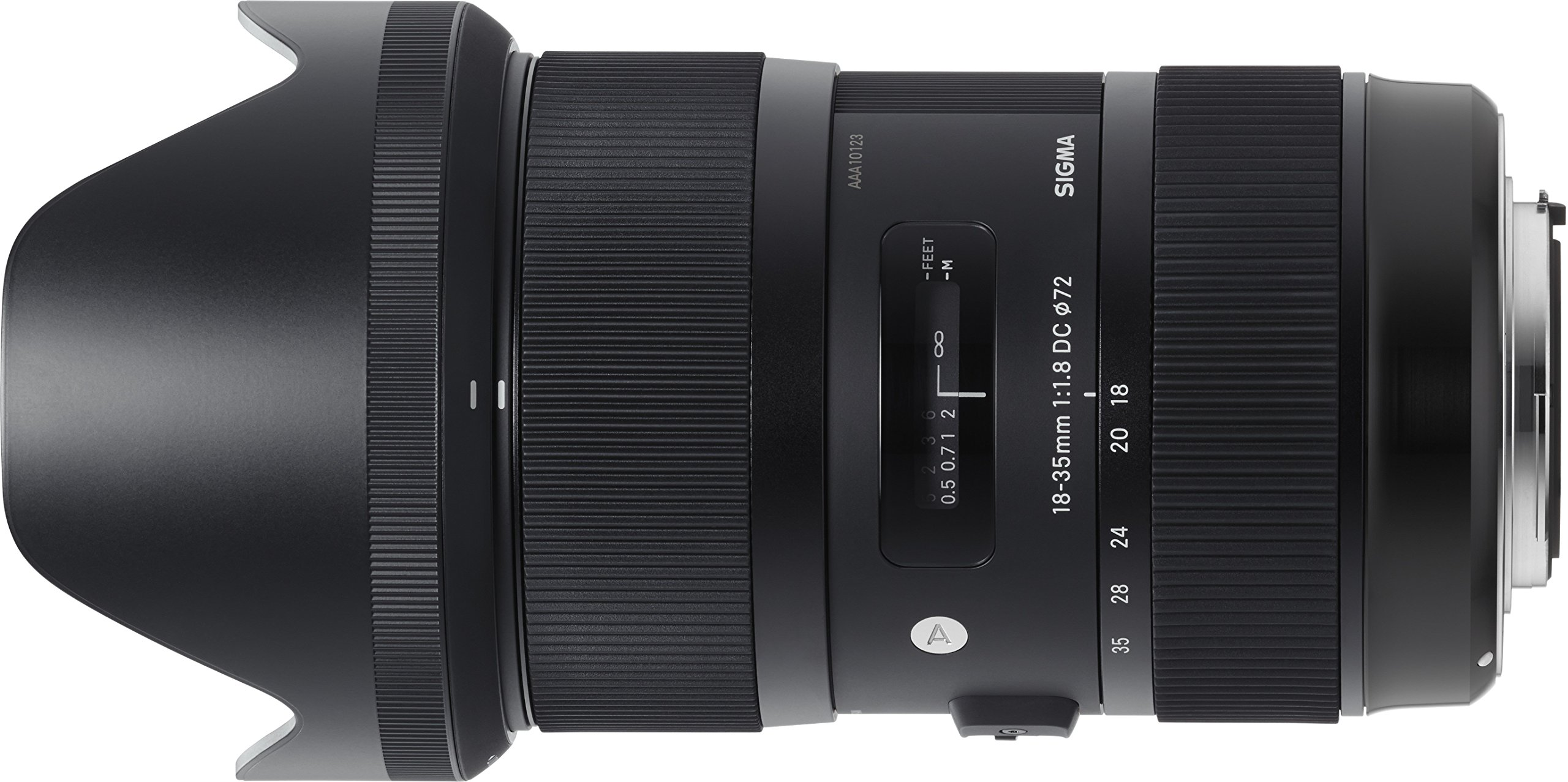 Sigma 18-35mm F1.8 Art DC HSM Lens for Canon by Sigma (Image #3)