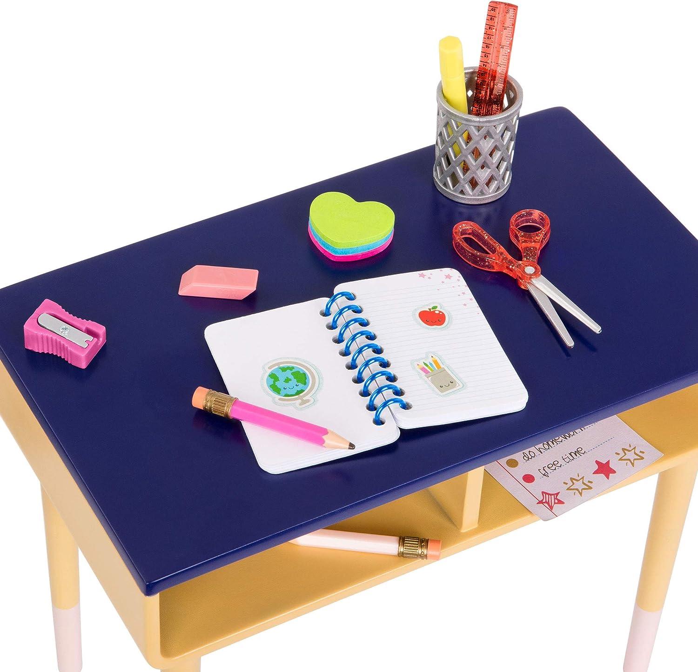 Scrivania con accessori Our Generation