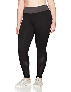 9afe77fee2e Just My Size Women s Plus Size Active Stretch Capri at Amazon ...