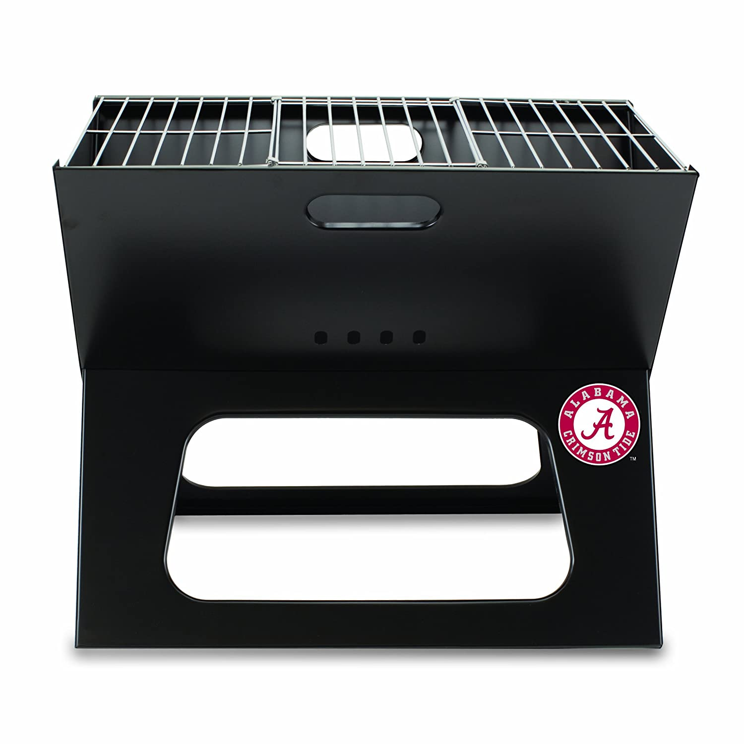 Picnic Time 大学生用ポータブルXグリル B004OHTGR8 GRILLING SURFACE OF 203.5 SQ. IN. (18.5 X 11