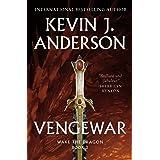 Vengewar (Wake the Dragon Book 2)