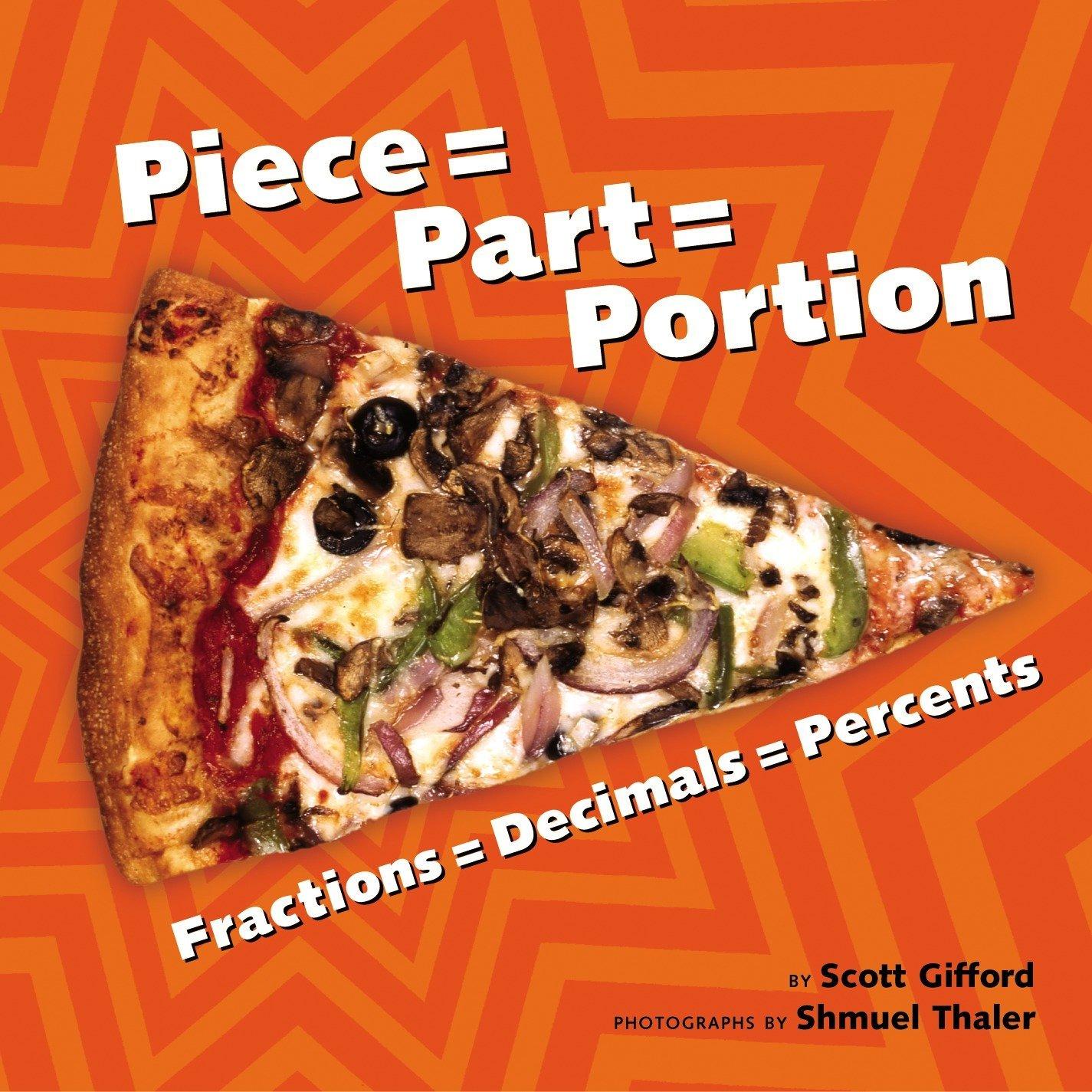 Read Online Piece = Part = Portion ebook