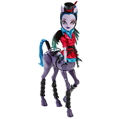Monster High Freaky Fusion Avea Trotter Doll: Toys & Games