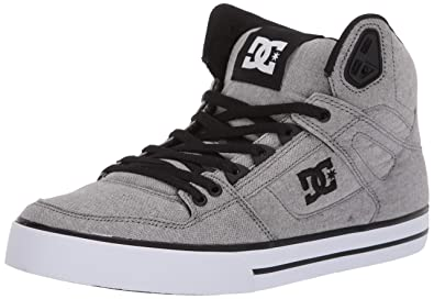 7d6030899b DC Men s Pure High-top Wc Tx Se Skate Shoe  Amazon.co.uk  Shoes   Bags