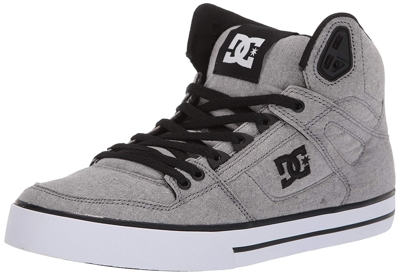 Grey 10 US   9 AU DC Mens ADYS400046 Pure High-top Wc Tx Se