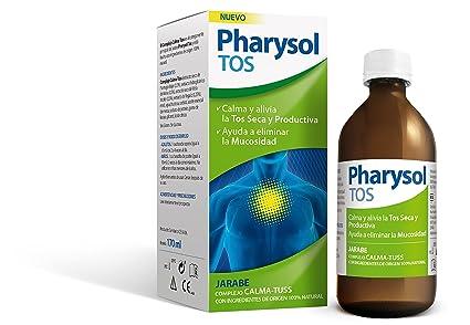 Pharysol Tos Jarabe - 170 ml