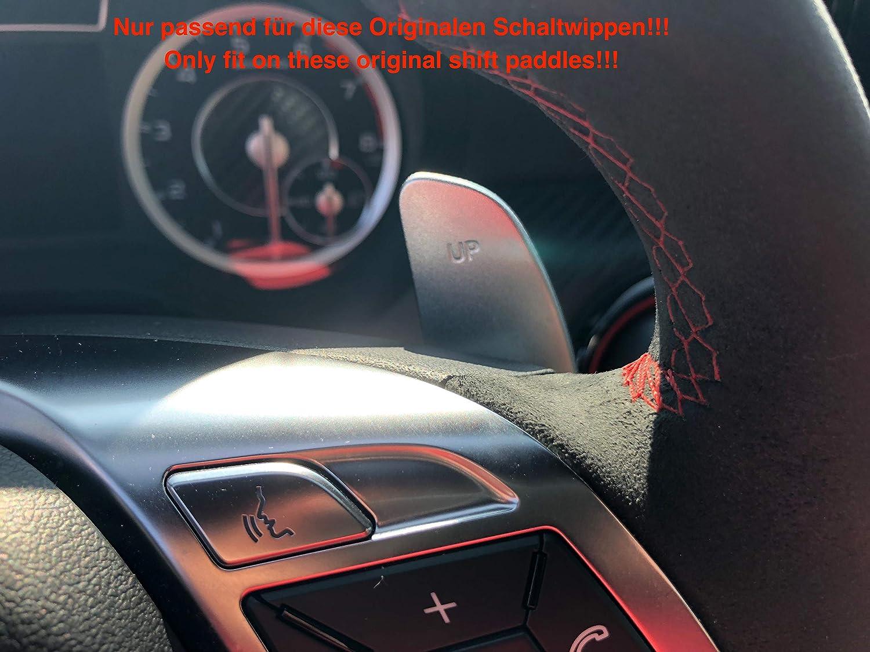 H Customs Echt Carbon Dsg Schaltwippen Verlängerung Shift Paddle Für Amg 2007 2015 Nur Für Amg Passend Auto