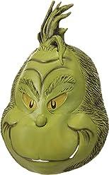 elope Grinch Deluxe Full Mask