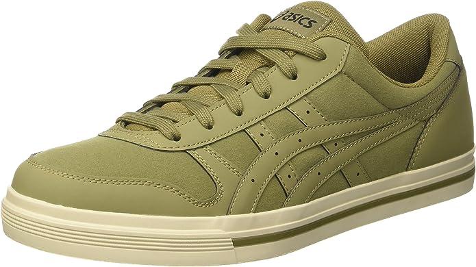 ASICS Aaron Sneakers Damen Herren Unisex Grün (Aloe) Größe 36-49