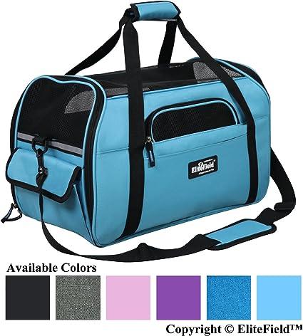 """Prefer Pets Original Pet Backpack Pet Travel Carrier 17""""L x 12""""H x 10""""D"""