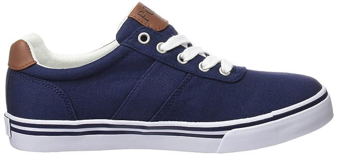 Polo Ralph LaurenHanford - Zapatillas Niños-Niñas, Color Azul ...
