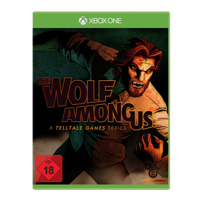 The Wolf Among Us [Importación Alemana]: xbox one: Amazon.es ...
