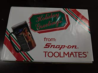 Snap-On Limited Edition 1994 Toolmates from Jan-Dec, Part #7528e0007