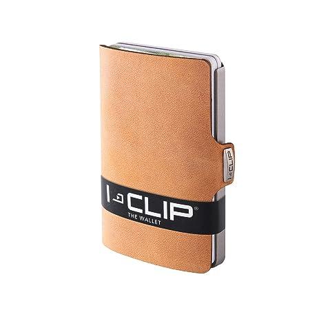 b3becade1cc010 I-CLIP Soft Touch Caramello (Disponibile in 9 colori): Amazon.it ...