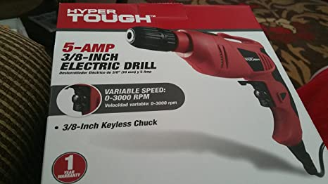 Amazon.com: 3/8-inch electric drill: Home Improvement