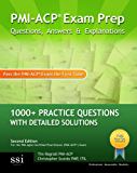 PMI-ACP Exam Prep: 1000+ PMI-ACP Practice Questions with Detailed Solutions (English Edition)