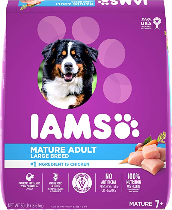 Top 10 Dog Food Small Breed Mature