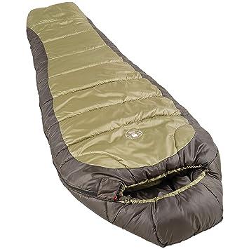 Amazon.com: Coleman 0°F Mummy saco de dormir para adultos ...
