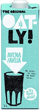 Oatly Bebida de Avena con Calcio - 1000 ml