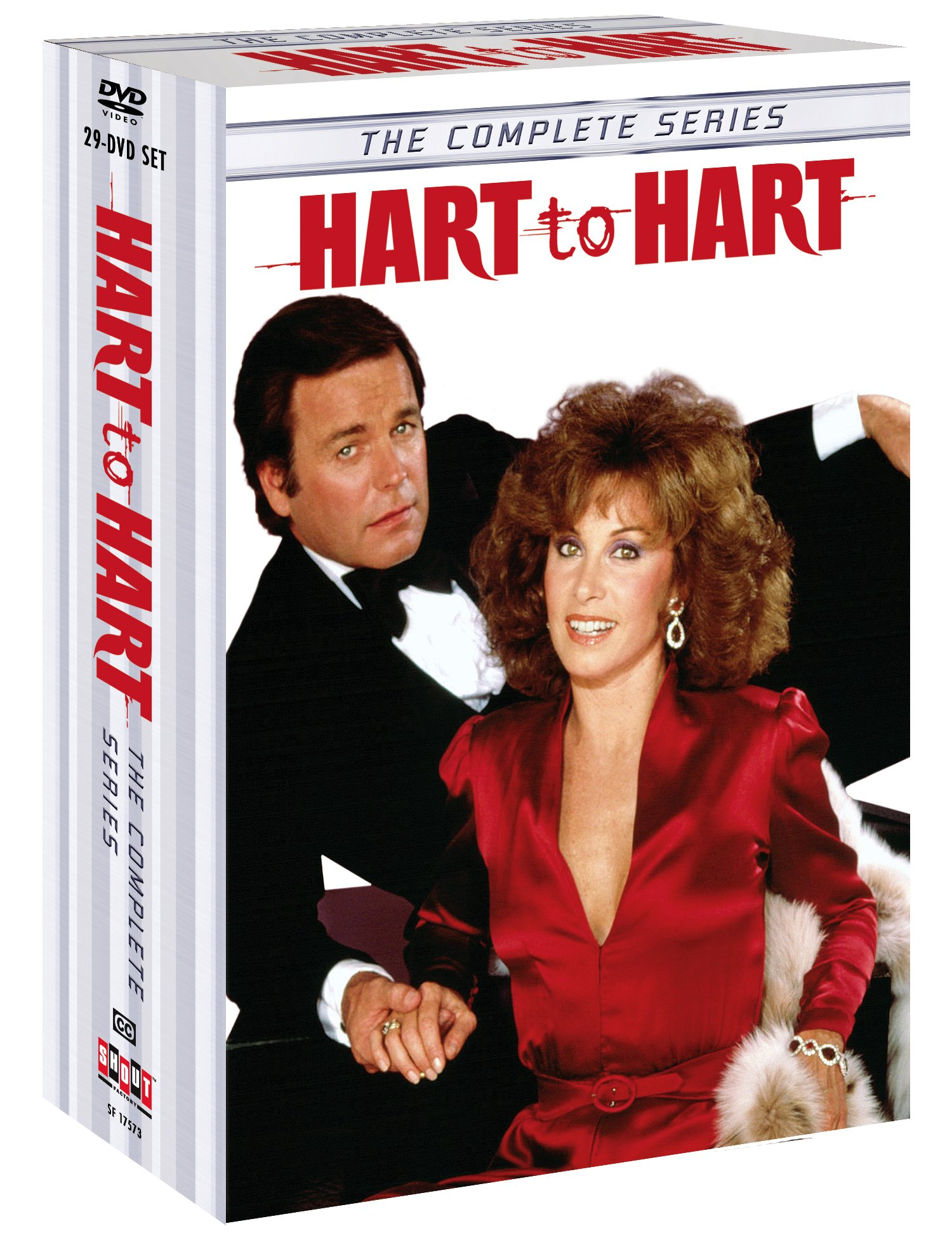 Hart To Hart: The Complete Series by SHOUT! FACTORY, LLC