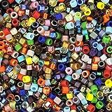 Miyuki Delica Seed Beads Size 11/0 Colorful Super
