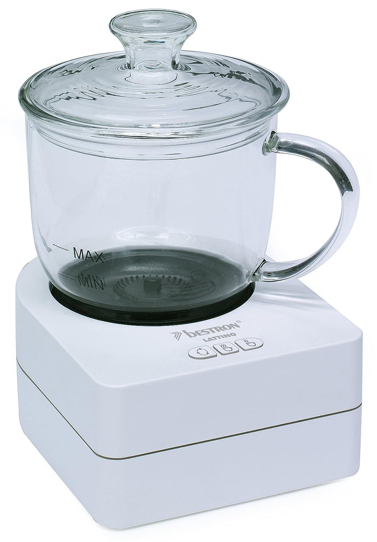 Bestron DF Color blanco espumador para leche Espumador de leche W