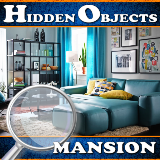 Hidden Objects - Find Secret Objects Hidden in Messy Mansion Rooms